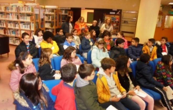 Escola Vasco da Gama apurou os alunos para o Concurso Nacional de Leitura