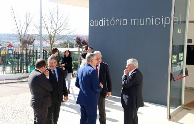 Alcácer do Sal recebeu sessão da ANMP sobre Inteligência Urbana ao serviço dos Municípios