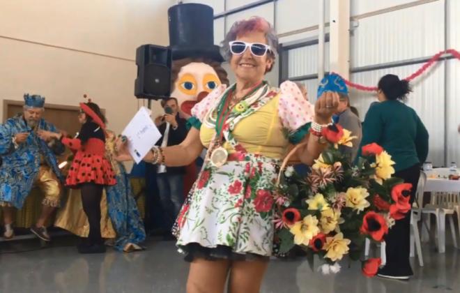 "Seniores de Sines participaram no ""Baile de Máscaras"" (com vídeo)"
