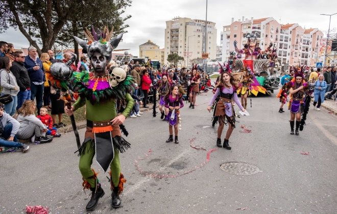 Carnaval de Sines recebeu cerca de 50 mil visitantes