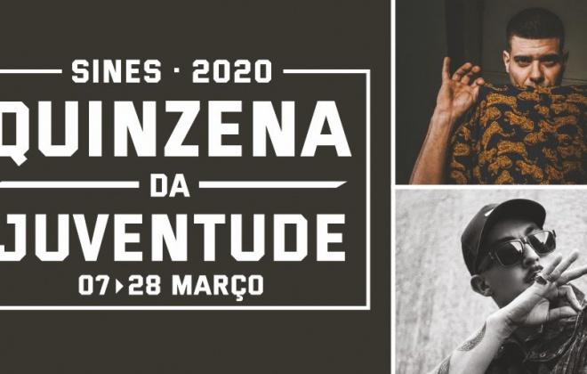Sines promove Quinzena da Juventude a partir do dia 8 de março