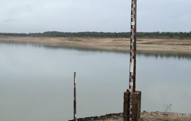 Barragens continuam com níveis de armazenamento muito baixos