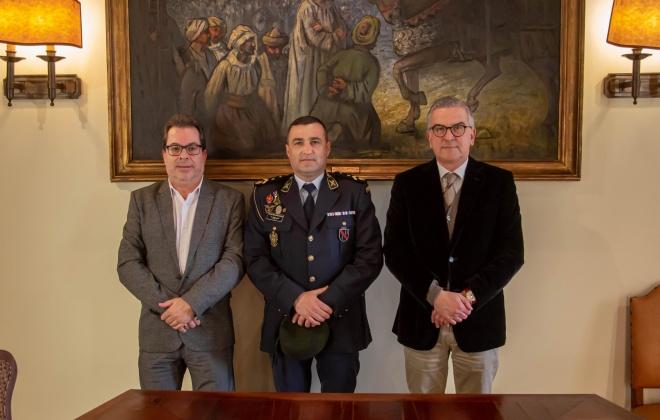 Sargento-Chefe Carlos Nogueira é o novo comandante da GNR no Torrão