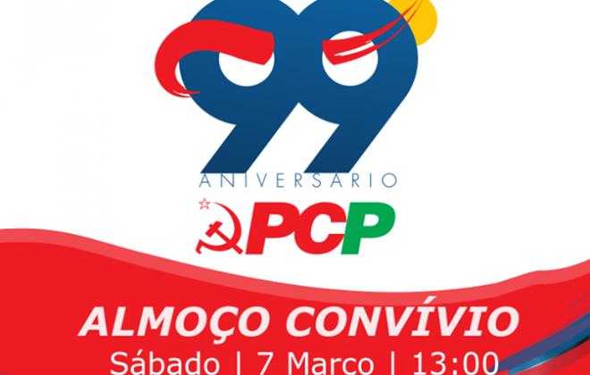 PCP comemora 99 anos no Litoral Alentejano