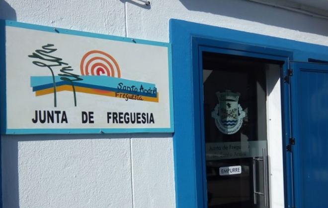 Junta de Freguesia de Santo André decidiu adotar medidas preventivas