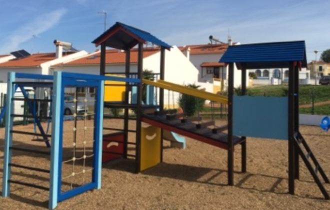 Santo André encerra parques infantis e ginásios ao ar livre da Freguesia