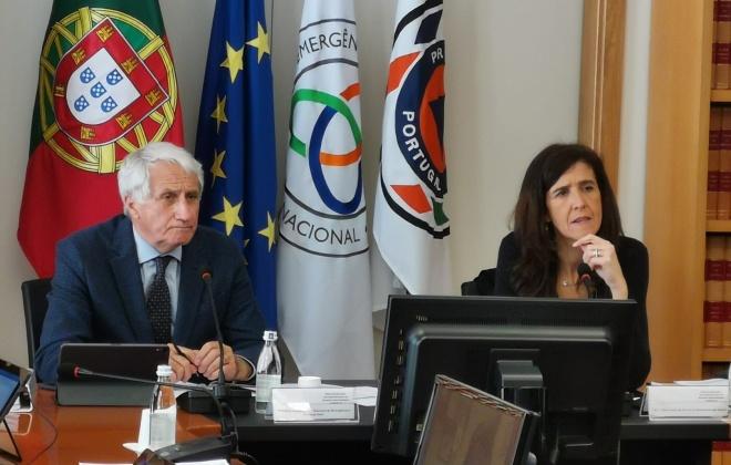 Plano nacional de emergência de proteção civil foi ativado