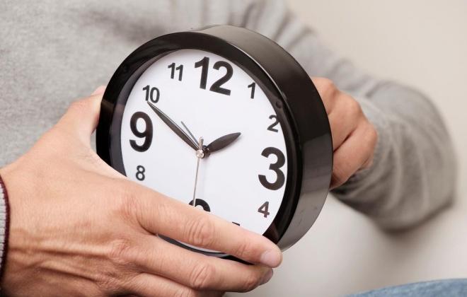 Não se esqueça de mudar a hora na madrugada de domingo