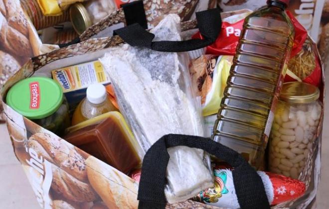 Junta de Santo André entrega 20 cabazes de Páscoa a pessoas e famílias carenciadas