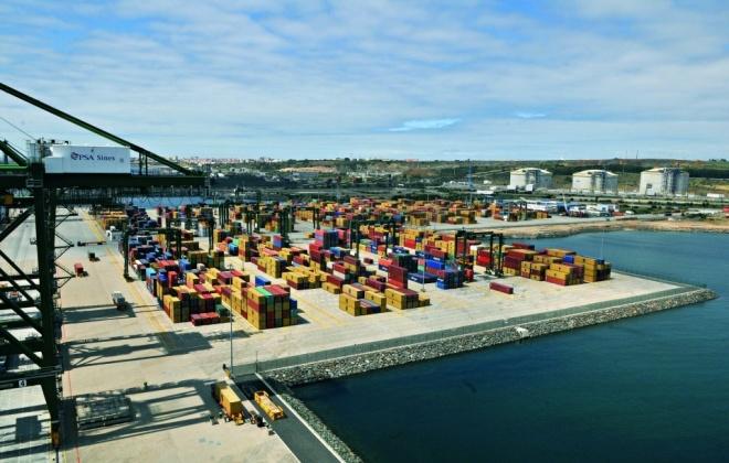 Mais de 100 quilos de cocaína apreendidos no Porto de Sines