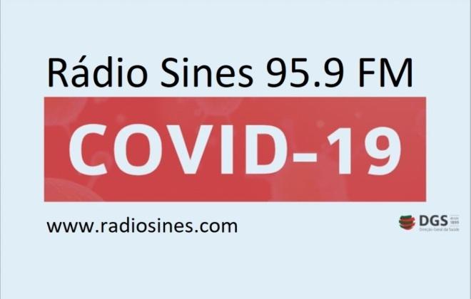 Litoral Alentejano conta com os mesmos 25 casos de COVID-19