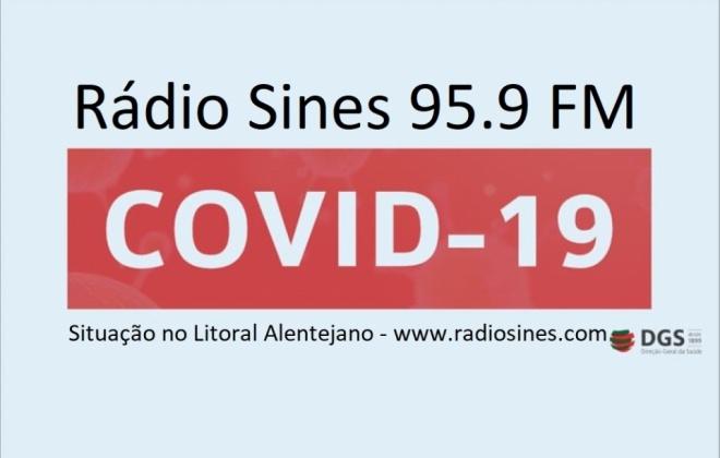 Litoral Alentejano com três casos recuperados de COVID-19