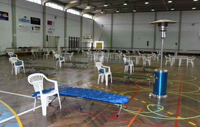 Câmara Municipal de Santiago do Cacém prepara espaço para acolhimento a não infetados com o COVID-19