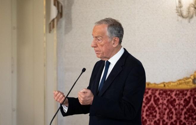 Presidente da República esteve em contato com o presidente da Câmara Municipal de Sines