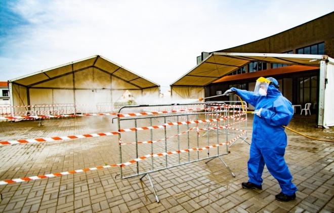 Município de Sines reforça desinfeção no concelho