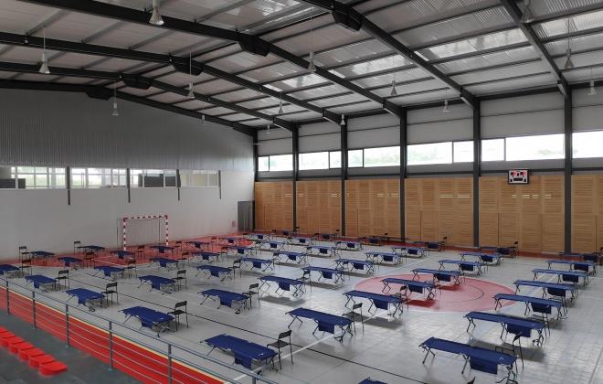 Alcácer do Sal abriu centro de isolamento COVID-19 no Torrão