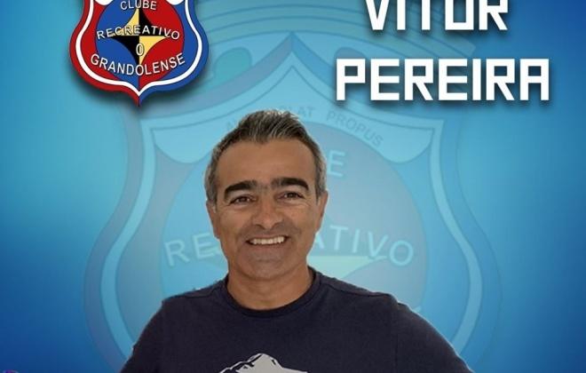 Vitor Pereira vai continuar no Grandolense