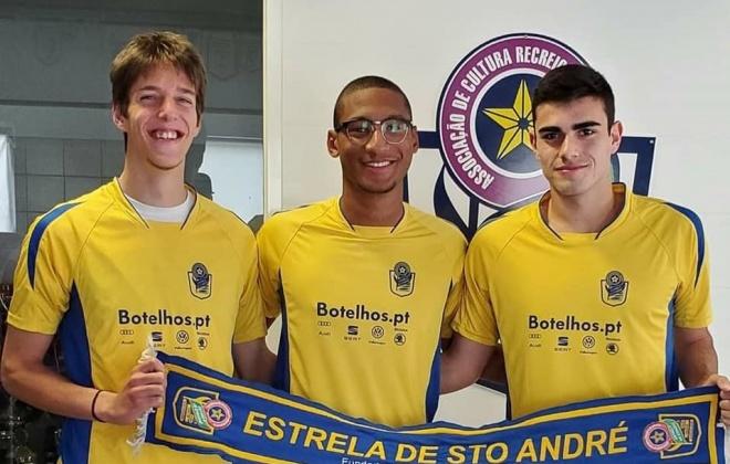 Estrela de Santo André prepara a participação na 2.ª divisão da A.F. Setúbal
