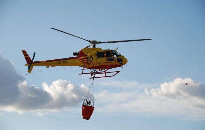 Bombeiros sem apoio aéreo no combate a incêndios no Litoral Alentejano e Baixo Alentejo