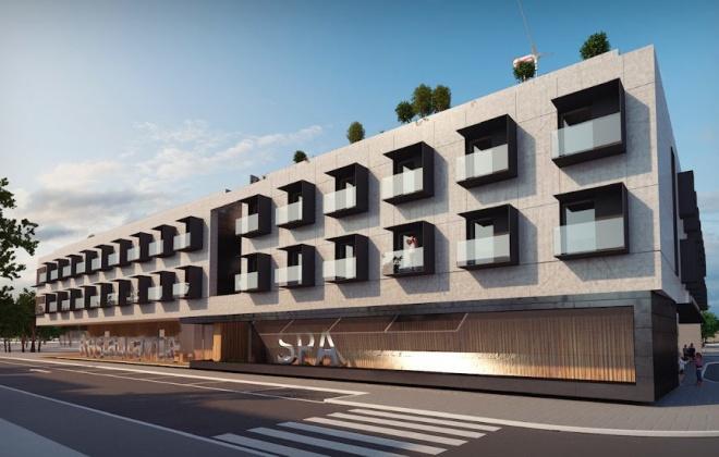Sines vai contar com um novo hotel de 234 camas