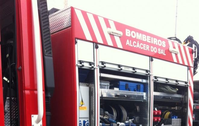 Alcácer do Sal apoia Associação de Bombeiros com 10 mil euros