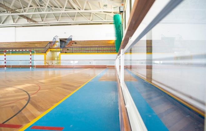 Pavilhão de Sines com novas tabelas para o hóquei em patins