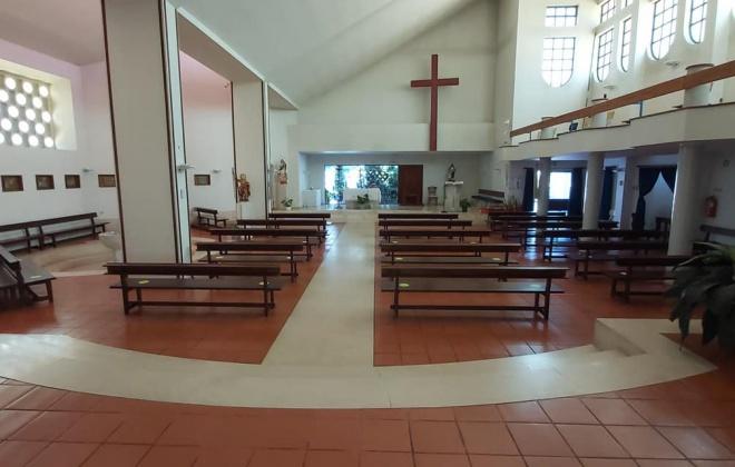 Fiéis regressam às igrejas a partir deste fim de semana