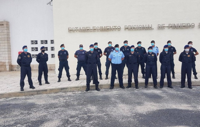 Marinha promove ação de sensibilização no EP de Pinheiro da Cruz