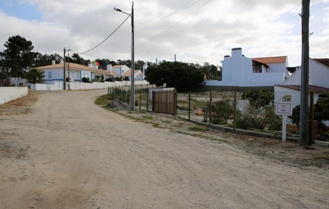 Infraestruturas dos Loteamentos Municipais do Carvalhal, Lagoas e Pego estão a avançar