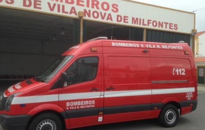Homem morre em incêndio numa habitação em Vila Nova de Milfontes