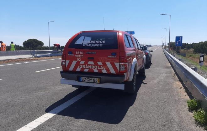 IP abre hoje às 20 horas o troço da A26 no Baixo Alentejo