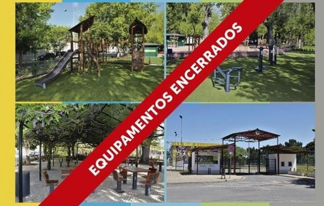 Câmara Municipal de Grândola decidiu encerrar equipamentos públicos