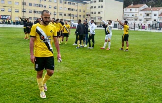 Márcio Madeira colocou um ponto final na carreira de futebolista