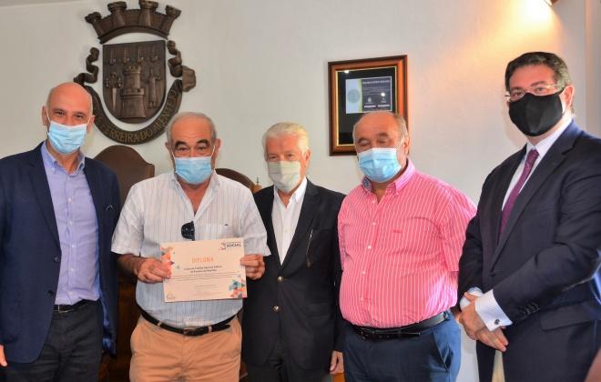 Câmara Municipal de Ferreira do Alentejo distingue empresas socialmente responsáveis