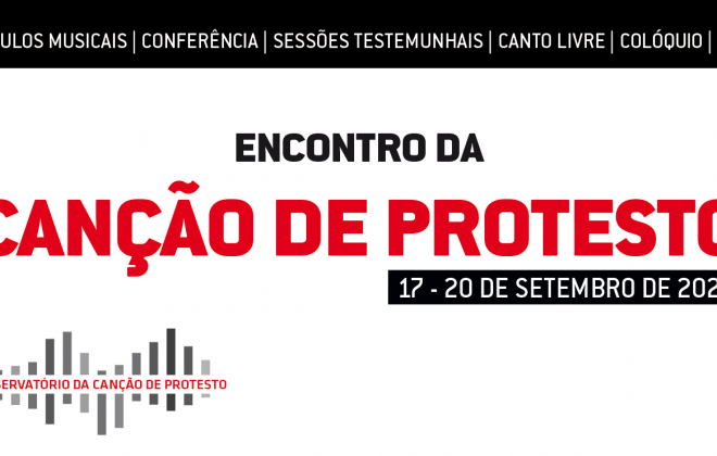 Grândola está a receber o Encontro da Canção de Protesto até domingo