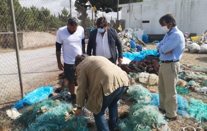 Brigada do Mar recolheu 6 toneladas de lixo entre Troia e Sines