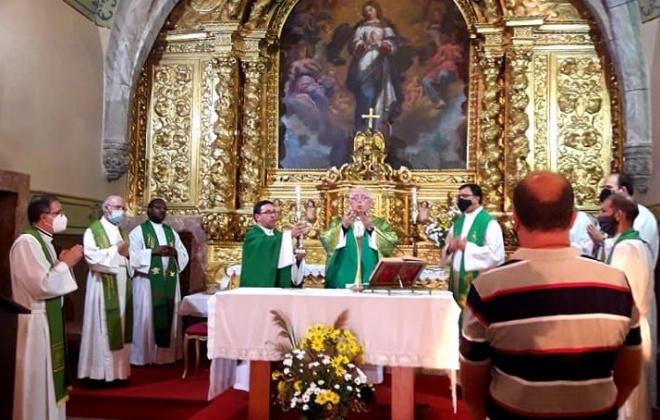 Luís Marques é o novo pároco de Alvalade e Ermidas no concelho de Santiago do Cacém
