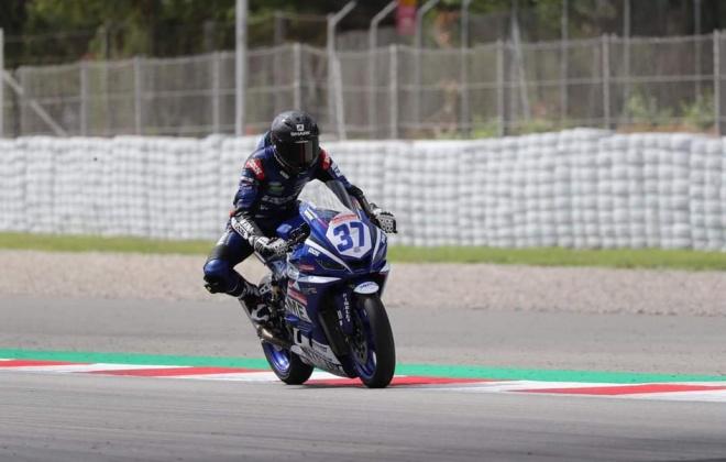 Pedro Fragoso conseguiu o 19.º lugar em Barcelona