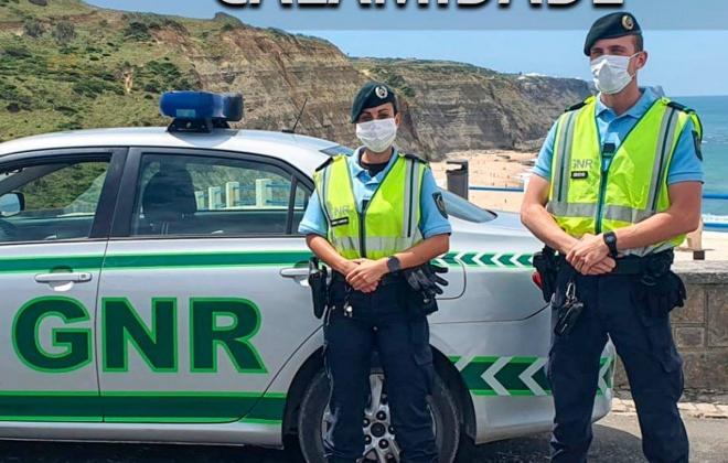 GNR reforça ações de fiscalização ao cumprimento das medidas COVID-19