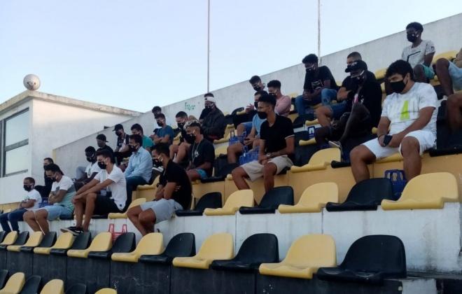 """Vasco da Gama prepara com """"preocupação"""" a participação na 1.ª divisão de Setúbal"""