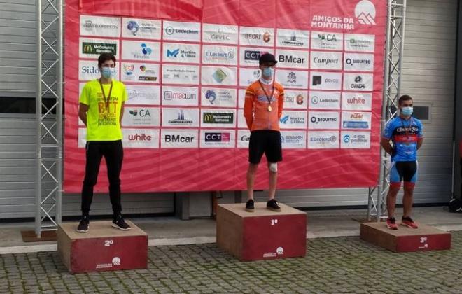 João Pastagem sagrou-se Campeão Nacional de Orientacão em BTT