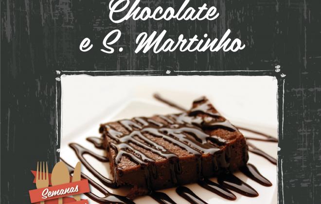 Grândola promove Semana Gastronómica de Chocolate e São Martinho