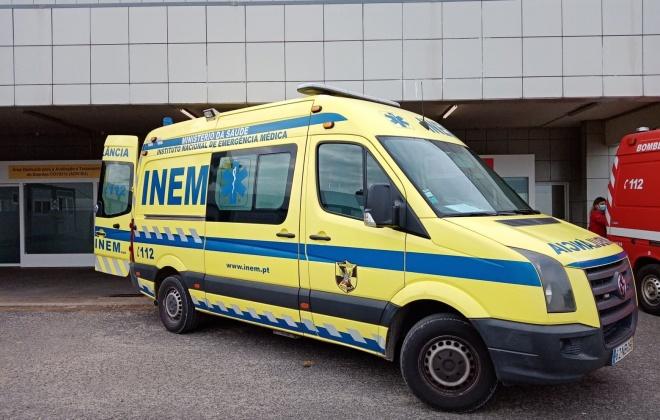 Colisão entre três automóveis faz um morto e um ferido na A2 em Alcácer do Sal