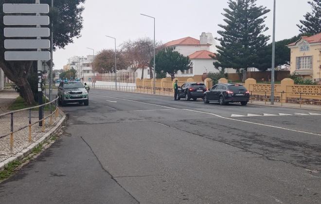 GNR controla população nas ruas de Sines