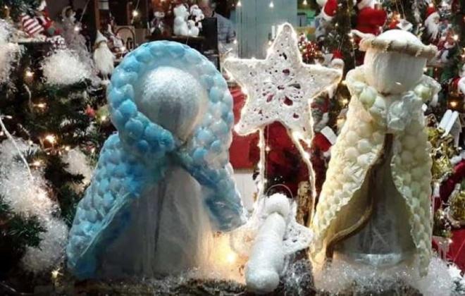 Freguesia de Santo André tem abertas inscrições para o concurso Montras de Natal 2020