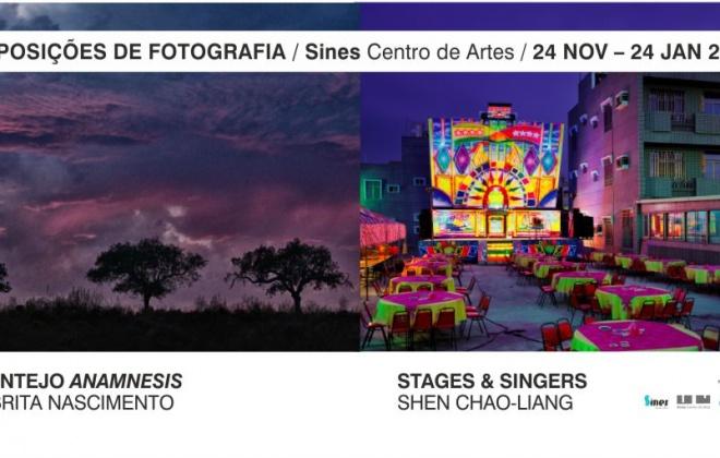 Do Alentejo a Taiwan, duas novas exposições no Centro de Artes de Sines