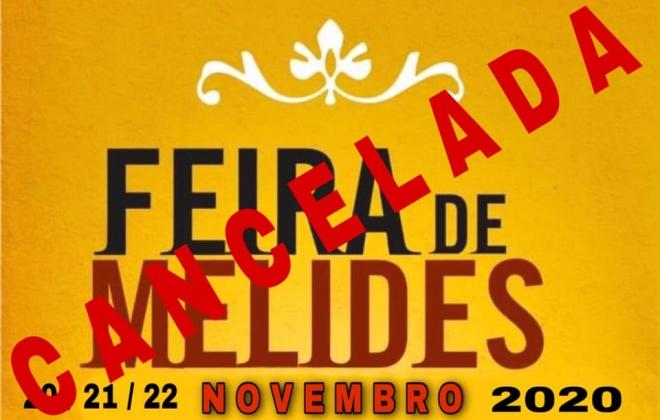 Feira anual de Melides foi cancelada