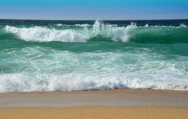 Autoridade Marítima desaconselha a ida a banhos no primeiro dia do ano