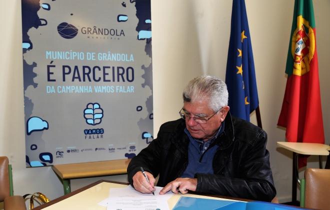 Grândola adere à campanha nacional de promoção e prevenção da saúde mental