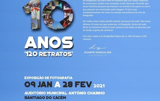 Exposição de fotografia de Duarte Gonçalves para ver em Santiago do Cacém